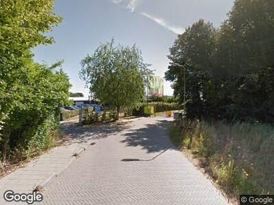 Brandweer met gepaste spoed naar Meerendonkweg in 's-Hertogenbosch