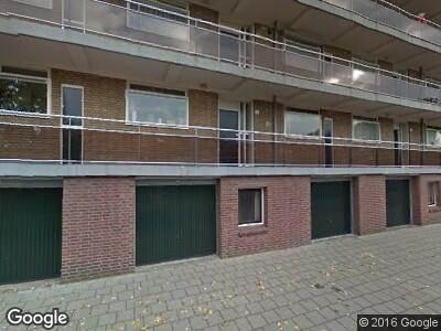 Brandweer met gepaste spoed naar Amberlaan in Amstelveen