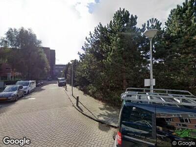 Brandweer met gepaste spoed naar Polanenhof in 's-Gravenhage vanwege een liftopsluiting