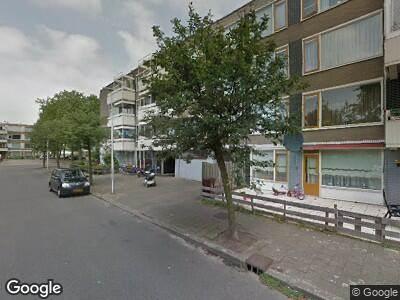 Traumahelikopter met grote spoed naar Camposdreef in Utrecht