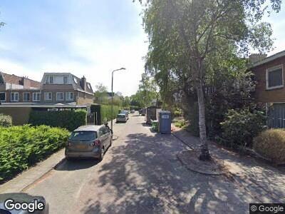 Ambulance met grote spoed naar Gijsbrecht van Amstellaan in Amstelveen