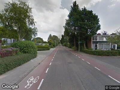 Politie met grote spoed naar Laan Rozenburg in Amstelveen vanwege ongeval met letsel