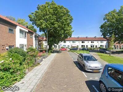 Ambulance met grote spoed naar Jan Lievensweg in Amstelveen