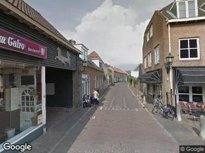 Traumahelikopter naar Achterstraat in Wijk bij Duurstede