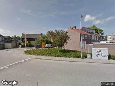 Brandweer met gepaste spoed naar Eilenbergstraat in Tilburg