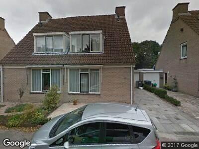 Ambulance met grote spoed naar Troubadour in Amstelveen