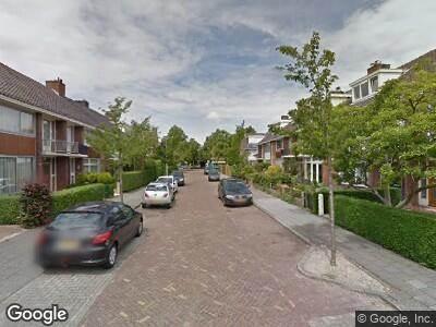 Ambulance met gepaste spoed naar Blériotlaan in Amstelveen