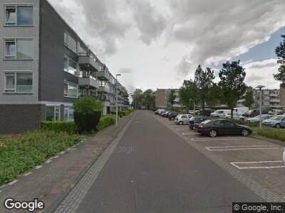Brandweer met gepaste spoed naar Victoria Regiadreef in Utrecht