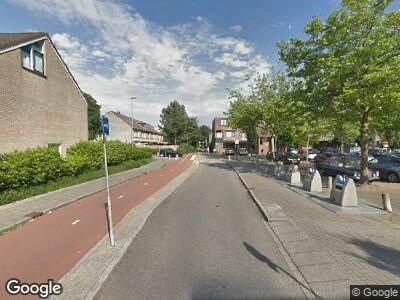 Ambulance met grote spoed naar Parlevinker in Amstelveen
