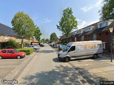 Ambulance met grote spoed naar Heenvlietstraat in Zoetermeer