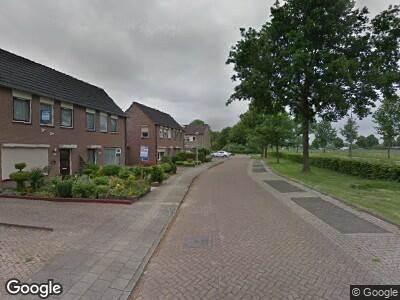 Ambulance met gepaste spoed naar Tooropstraat in Duiven