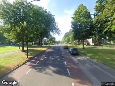 Politie naar Europalaan in Boxtel vanwege ongeval met letsel