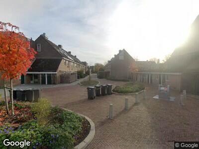 Brandweer met gepaste spoed naar Schoener in Amstelveen