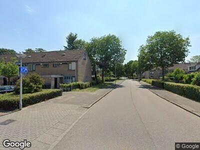 Ambulance met gepaste spoed naar Punter in Amstelveen