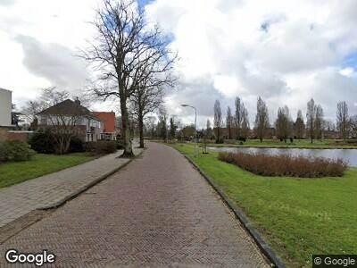 Brandweer met grote spoed naar Burgemeester Bartelsstraat in Hoogezand
