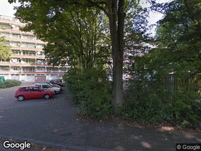 Ambulance met gepaste spoed naar Isaäc da Costalaan in Delft