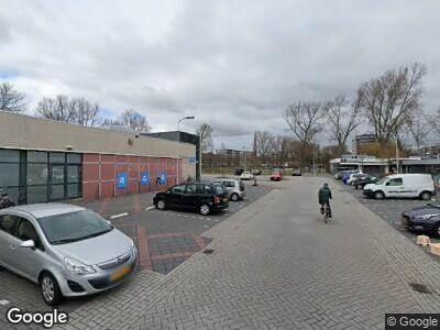 Ambulance met gepaste spoed naar Rosariumplein in Krommenie