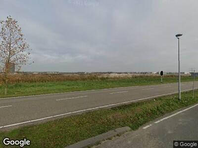 Politie naar Pierre de Coubertinplein in Almere vanwege aanrijding met letsel