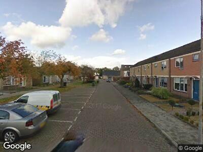 Brandweer met gepaste spoed naar Pastoor Doensstraat in Heikant