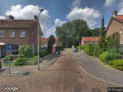 Brandweer met grote spoed naar Wijnmalenplantsoen in Amstelveen vanwege waarnemen gaslucht