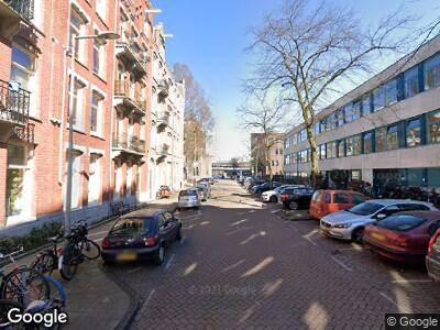 Besteld ambulance vervoer naar Domselaerstraat in Amsterdam