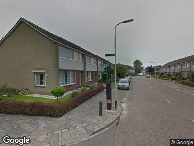 Brandweer met gepaste spoed naar Pastoor van Akenstraat in Roosendaal