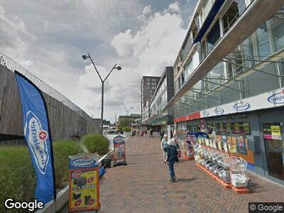 Brandweer met grote spoed naar Nieuwe Markt in Roosendaal vanwege reanimatie