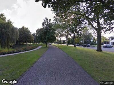Brandweer met grote spoed naar Parklaan in Roosendaal