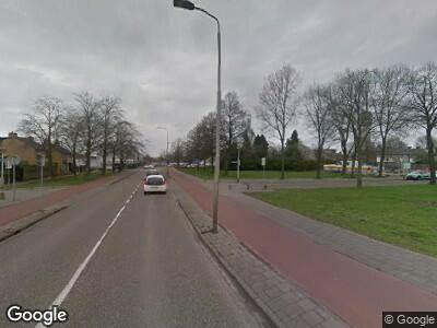 Politie met grote spoed naar President Kennedylaan in Roosendaal vanwege letsel