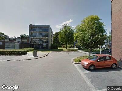 Brandweer met grote spoed naar Hoek van het IJ in Lelystad