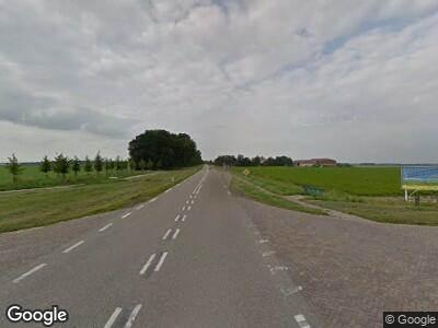 Politie naar Bremerbergweg in Biddinghuizen vanwege aanrijding met letsel