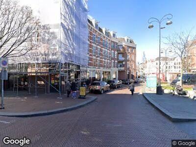 Traumahelikopter met grote spoed naar Tweede van Swindenstraat in Amsterdam