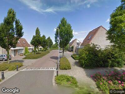 Brandweer met grote spoed naar Buizerd in Veldhoven vanwege reanimatie
