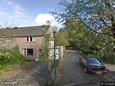 Brandweer met gepaste spoed naar Tijm in Sint-Oedenrode