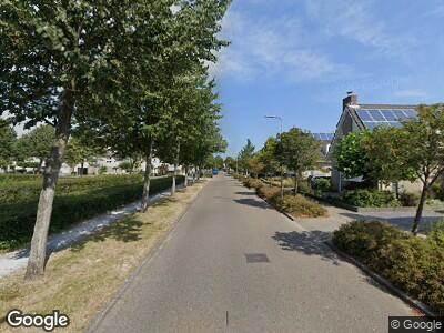 Ambulance met gepaste spoed naar Vuurbaak in Limmen