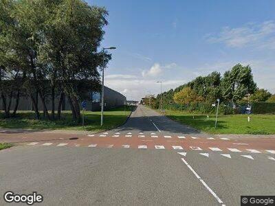 Ambulance met grote spoed naar Valreep in Amsterdam