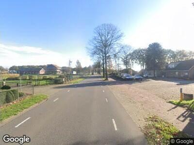 Brandweer met grote spoed naar Eindsestraat in Dongen