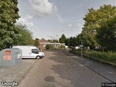 Ambulance met grote spoed naar Zuiderhof in Zuidoostbeemster