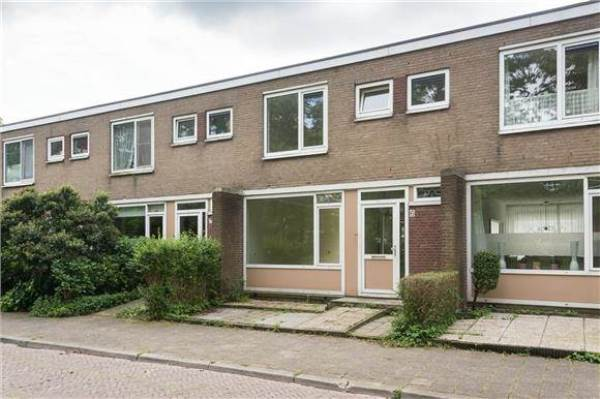 Woning Louis Couperuslaan 6 Delft
