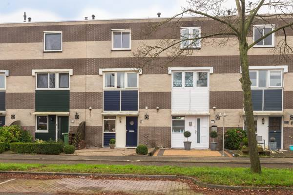 Woning Aalhorst 140 Alphen aan den Rijn