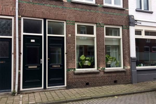 Woning Grazendonkstraat 17 Breda