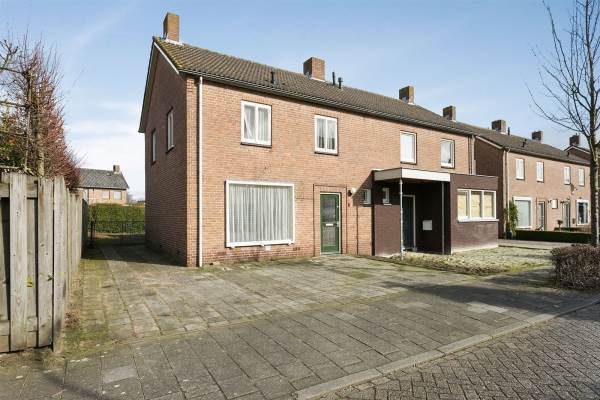 Woning Pastoor Lathouwersstraat 5 Heeswijk-Dinther