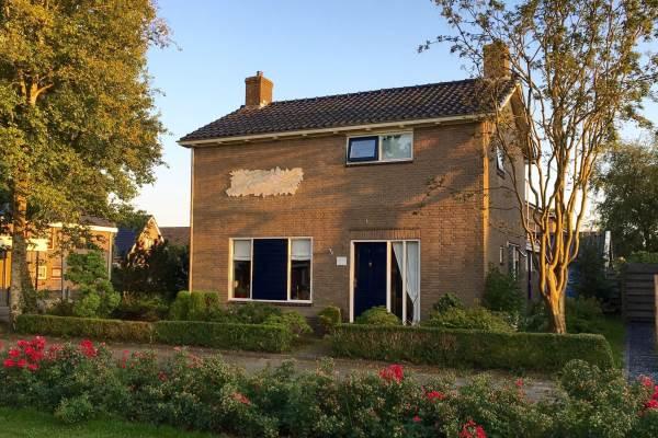 Woning Sjallemastraat 4 Opende