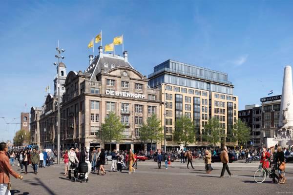 Woning Dam 5 Amsterdam