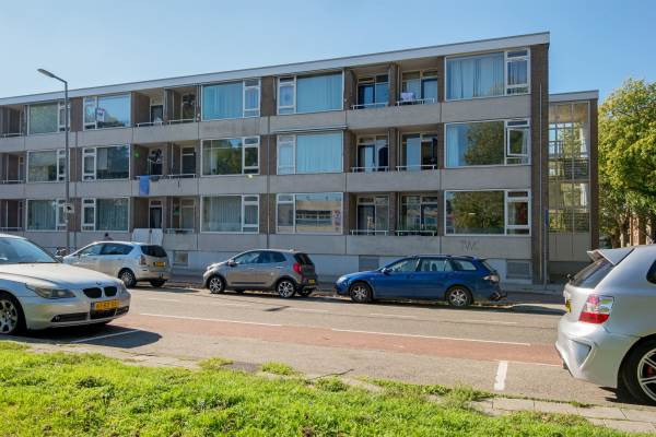 Woning Kerkwervesingel 89 Rotterdam