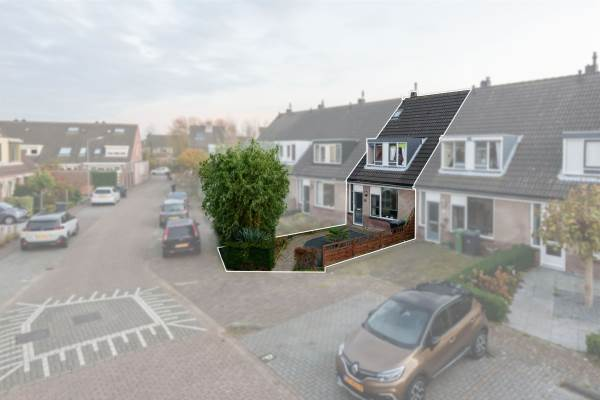 Woning Vuurtoren 24 Middelburg