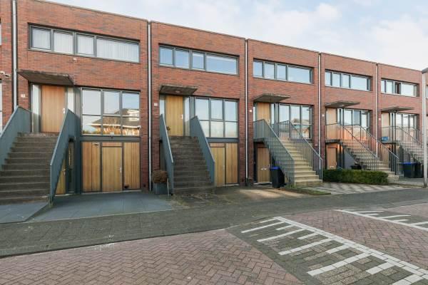 Woning Anjertuin 18 Bergschenhoek - Oozo.nl