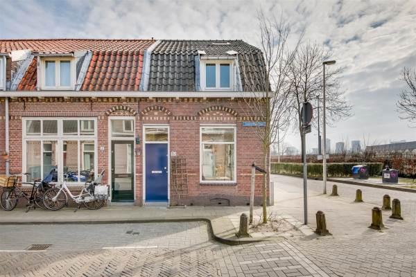 Woning Concordiastraat 60 Utrecht
