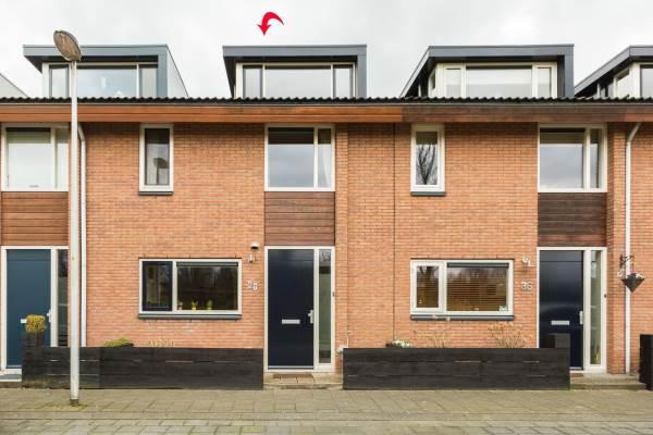 Woning Zuiderparklaan 37 Bergschenhoek - Oozo.nl