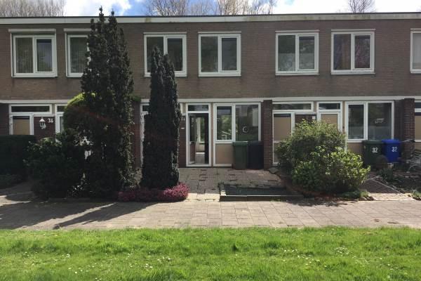 Woning Frederik van Eedenlaan 34 Delft